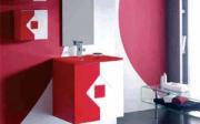 Composición de mobiliario de baño reaizado por la empresa FDM de Játiva