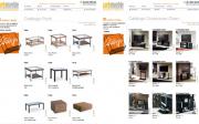 Catálogos de Point y Creaciones Gisan en Webmueble