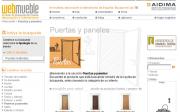Catálogo de Herederos de Manuel Serra en el ambiente Puertas y Paneles de Webmueble