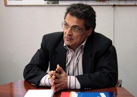 José Olmos, concejal de Comercio del Ayuntamiento de Puçol