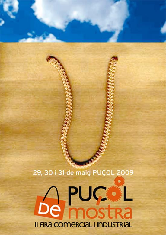 Cartel de la Feria Puçol deMostra