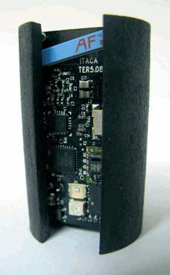 Sensor CADIX para detectar precozmente la biodegradación de la madera (por termitas, hongos, carcoma)