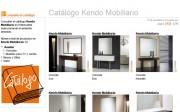 Catálogo de Kendo Mobiliario en Webmueble