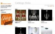 Catálogo de KloBe en el ambiente Iluminación de Webmueble