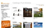 Catálogo de puntmobles en Webmueble