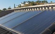 Instalación fotovoltáica integrada en vivienda
