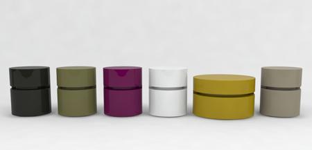 Taburete GAS de Ziru. Diseño: Francesc Rifé
