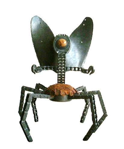 Silla insectoid de Bob Cambell (Stig)
