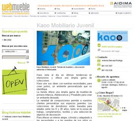 kaoo-mobiliario