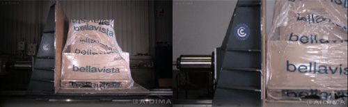 Certificación y ensayo del embalaje de productos. AIDIMA, el centro tecnológico con mayor capacidad acreditada de Europa.