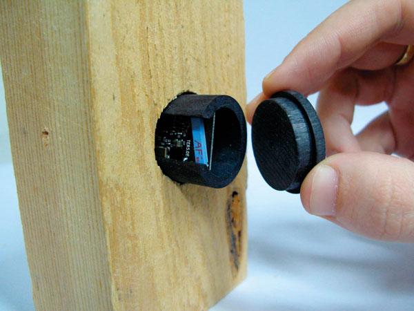 Sensor CADIX desarrollado por AIDIMA