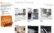 Catálogo de Permasa on-line en Webmueble