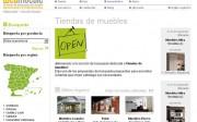 Nuevas tiendas adheridas a Webmueble