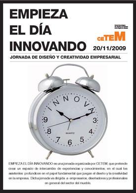 Cartel de la jornada organizada por el CETEM