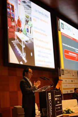 Álvaro Bengoechea, responsable de Proyectos del Área de Levante de IKEA