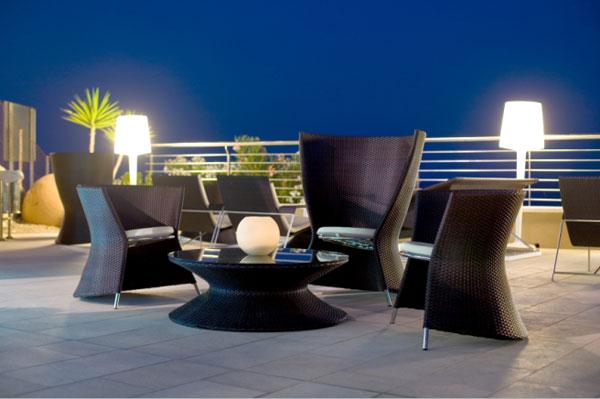 Solymar Beach Club Calpe - Mobiliario de exterior de POINT