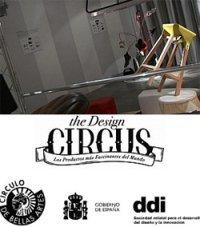 El taburete NAOSHIMA de Ziru en 'The Design Circus'
