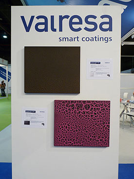 Valresa smart coatings