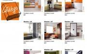 Muebles JJP con su colección de dormitorios juveniles 'Blogger' en Webmueble