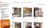 Catálogo de Victoria Decor en Webmueble