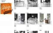 Catálogo 2010 de INTRA en Webmueble