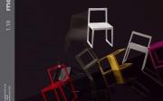 Portada de la revista MD Magazine dedicada a las sillas ANN de Ziru