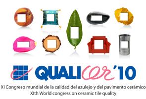 Logo de QUALICER 2010