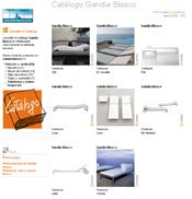 Catálogo 2010 Gandia Blasco en Webmueble