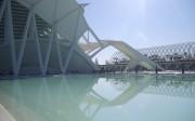Ciudad de las Artes y las Ciencias. Foto: G.B. (Panoramio)