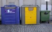 Contenedores de residuos sólidos urbanos. Fuente: http://bancoimagenes.isftic.mepsyd.es/