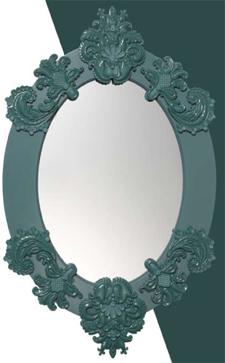 Nuevas colecciones de espejos de Lladró