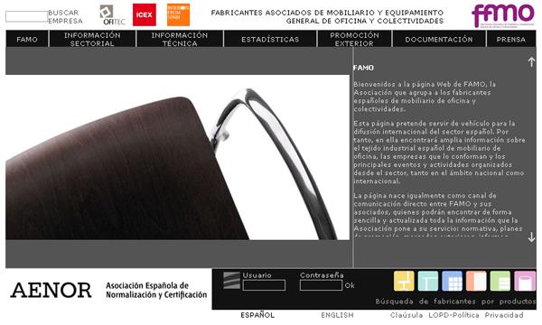Página web de FAMO: http://www.famo.es/