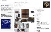Armarios de la colección Xapa en Webmueble