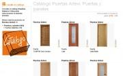 Catálogo de Puertas Artevi en Webmueble