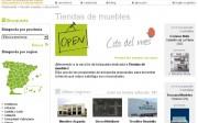 Muebles Arganda y Sierra Mobiliario, las nuevas tiendas en Webmueble