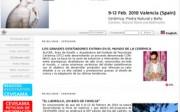 Web de CEVISAMA 2010