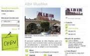 Albir Muebles en Webmueble
