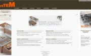 Página web de CETEM