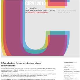Página web de CIPAI