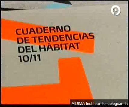 cuaderno tendencias del hábitat