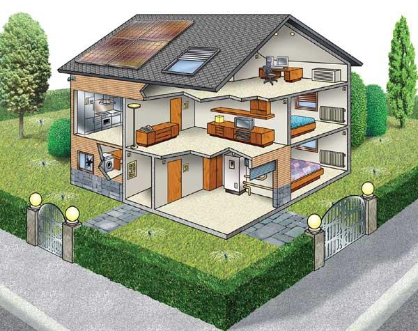 La casa inteligente, la vida más confortable