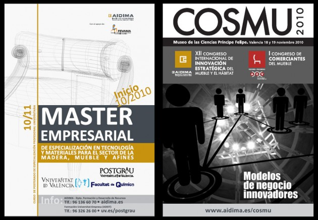 master empresarial y congreso cosmu sector del mueble y madera