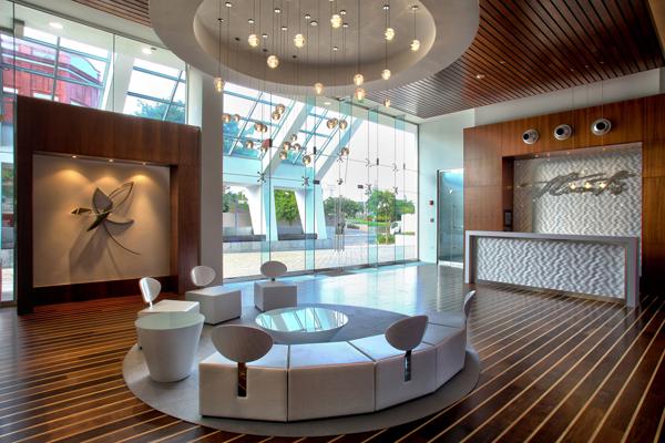 Capdell en la decoraci n del atlantis puerto rico for Muebles de oficina lujosos