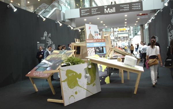 """La Exposición """"A La Mesa! Diseño Y Comida"""" en la Feria ..."""