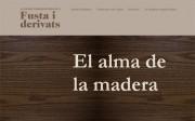 Fusta i Derivats, web oficial de Juan Vicente Martínez Verdejo