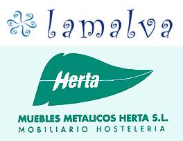 Lamalva, de Muebles Metálicos Herta