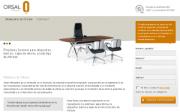 Orsal Officestyle presenta su nueva web de Mobiliario de Oficina y Contract