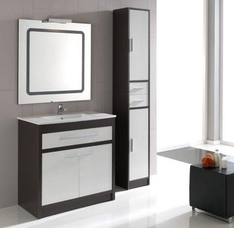 Una de las novedades del catálogo 2010 de JUMAR en muebles de baño