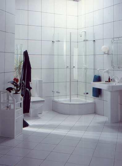 Mampara de baño, producto estrella de Crisdur