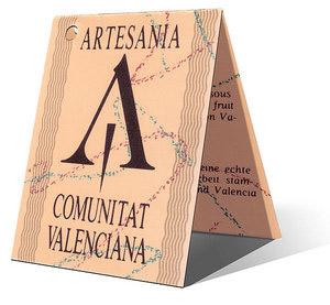 Distintivo de Artesanía Valenciana